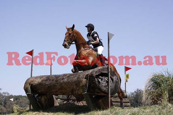 2009 10 18 Brooker Swan River Horse Trials Cross Country CIC_3_Star