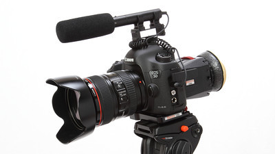 Canon 5D Mark III Practical Review and Video Test