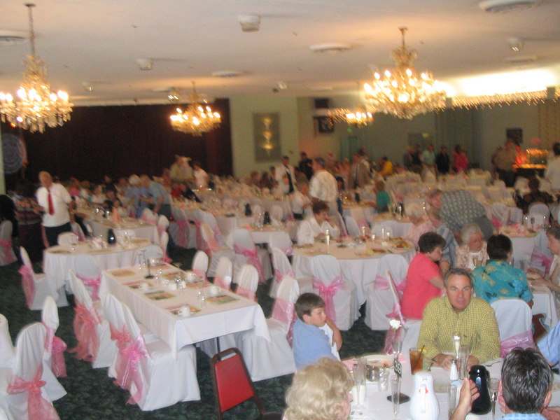 2006 - Mother's Day Crystal Ball Room