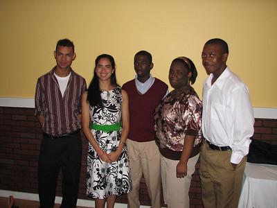 2009 Washington Youth Tour Awards Dinner