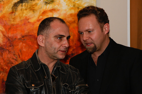 "Neil Nagy ""The First Hour"" at Christian Hohmann Fine Art Gallery"