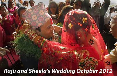 Raju and Sheela