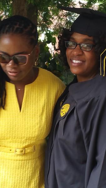 Valarie's Graduation 2015