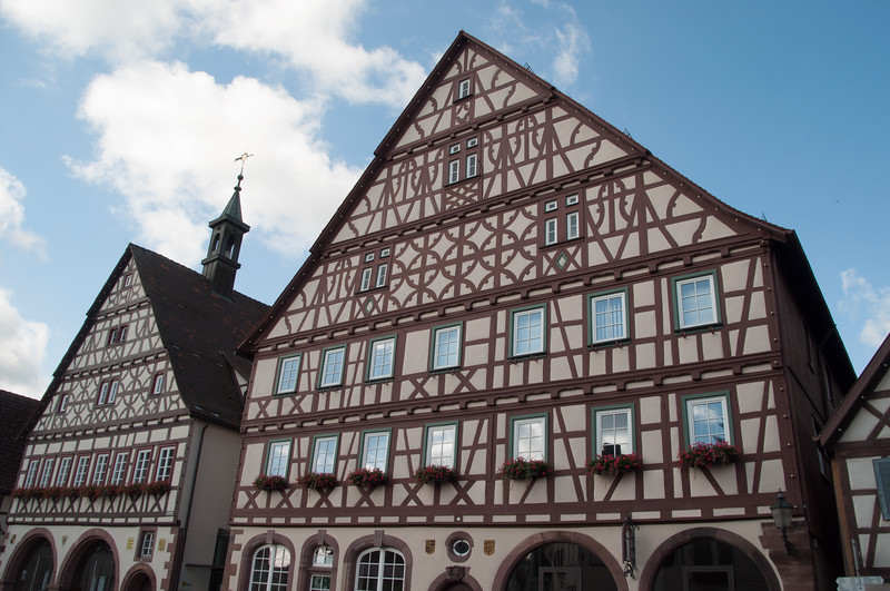 Dornstetten Marktplatz