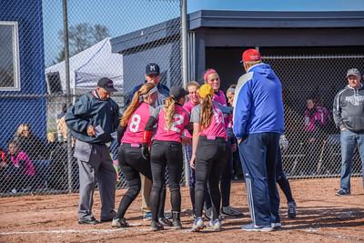 SC V Saints Vs Marysville Vikings Pink Out