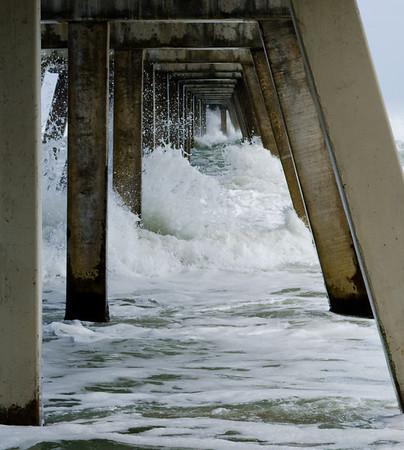 Deerfield Beach - Hurricane Sandy Surf