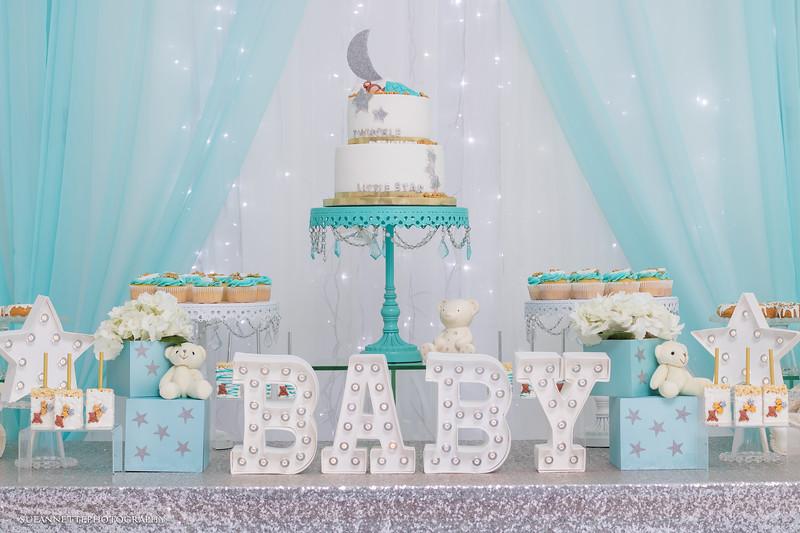 Twinkle Twinkle Little Star Babyshower