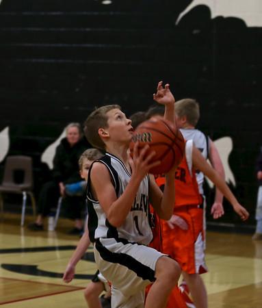 Outlaws 7th & 8th Grade Boys Basketball vs Culver 12-02-13