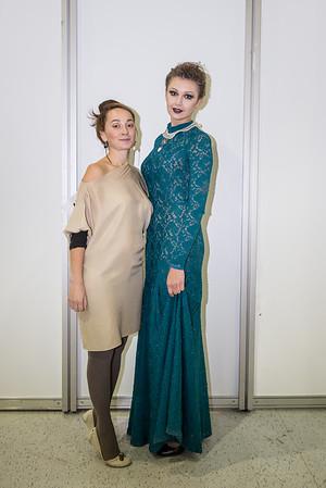 Участники Чемпионата России по макияжу