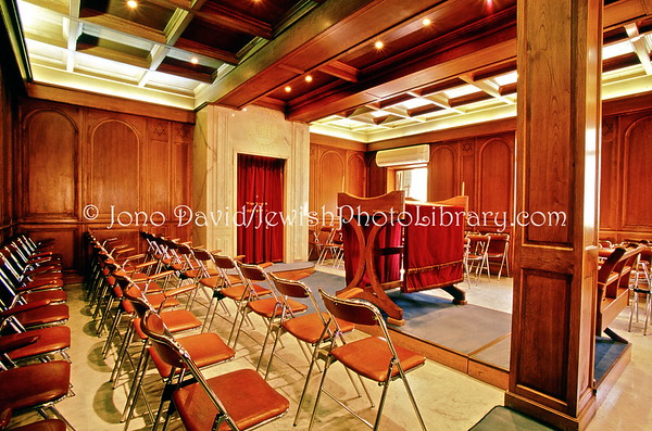 MONACO. Monaco Synagogue. (2006)