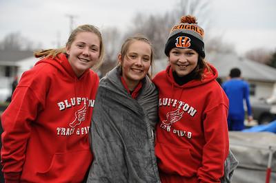 4-10-18 Bluffton JH track at Kenton