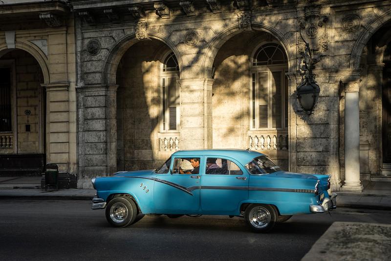 Prado in Habana Vieja