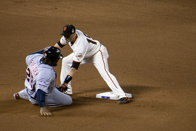 World Series Game 1 TIgers vs Giants