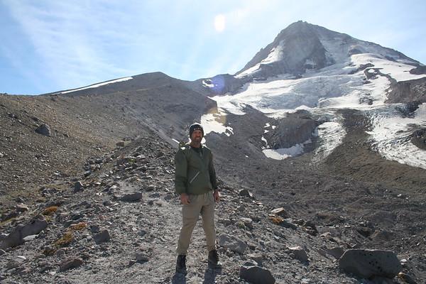 MOUNT HOOD NATIONAL FOREST & MOUNT HOOD OREGON