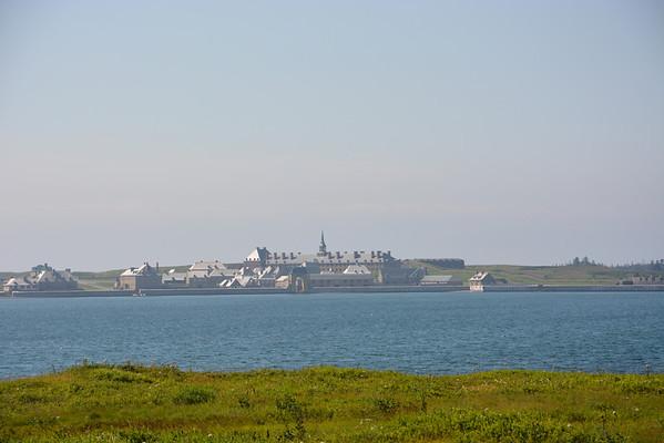 Fort Louisbourg, Nova Scotia, Canada