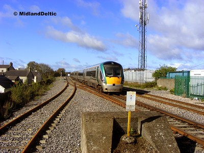 Portlaoise (Rail), 29-04-2015