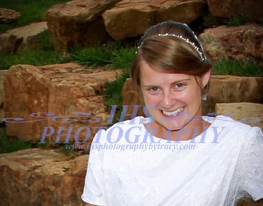 Stutzman-Miller Wedding - Bride & Bridesmaids