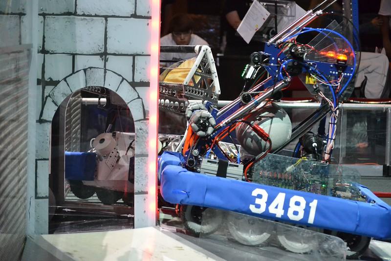 2016 FIRST Bayou Regional Robotics - Spectrum 3847 - 766