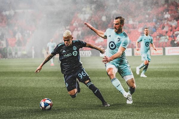 MLS - TOR vs MIN