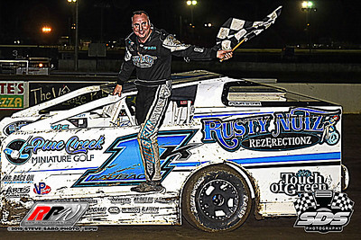 Bridgeport Speedway - 9/27/19 - Steve Sabo