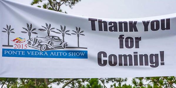 Ponte Vedra Beach Auto Show - 9-13-15