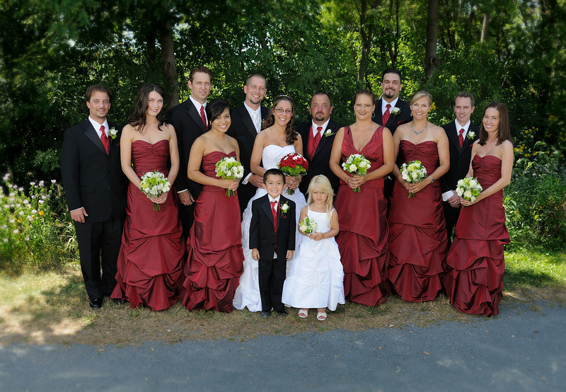 Formals - Kaeppe-Loser Wedding