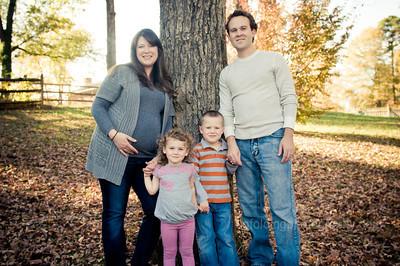 Mauney Family 2012