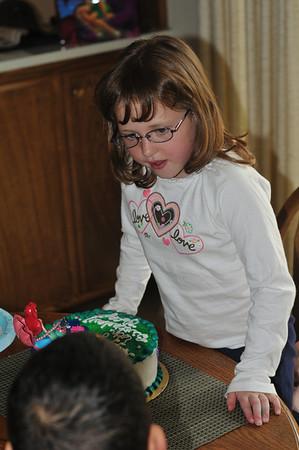 Molly Birthday - 2010