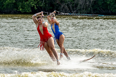Water Ski - Flaunt-It Swivel/Jump - June 22, 2019