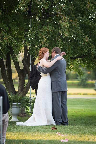 Leslie & Kevin's wedding day at Spring Valley Golf Club 9.07.13.