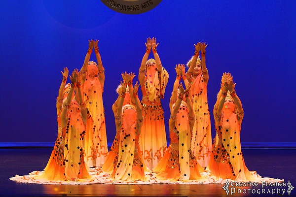 Mystic Veil by Huayin Performing Arts Group