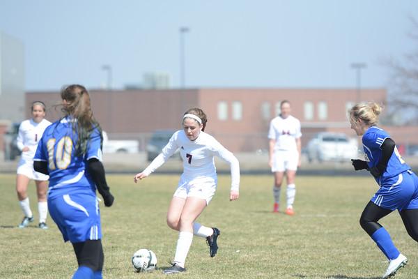Girls Soccer vs Seward