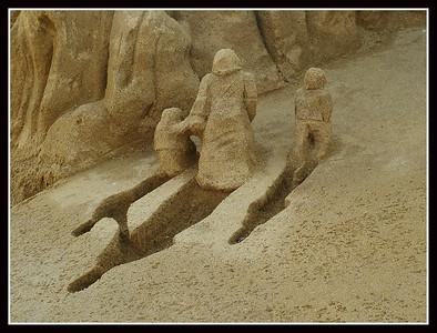 Jutland - Sand Sculptures