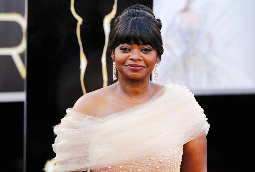 Description of . Actress Octavia Spencer arrives at the 85th Academy Awards in Hollywood, California February 24, 2013. REUTERS/Lucas Jackson