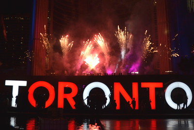 Canada Days in Toronto, June-July 2017