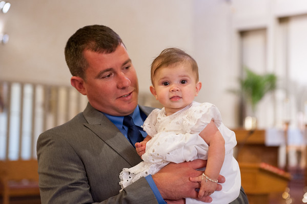 Guilianna's Christening