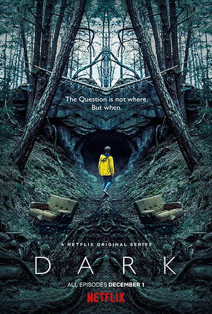 Why the poster artwork of Netflix' Dark is amazing