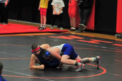 Wrestling vs. Whitehall  2015-16