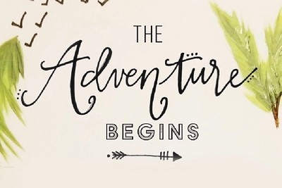 The Adventure Begins 2/15/20