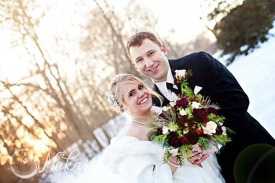 Nicole & Scott {wedding day}