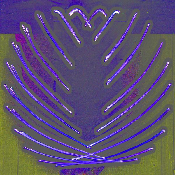 Light Trails 9~11148-2sq.