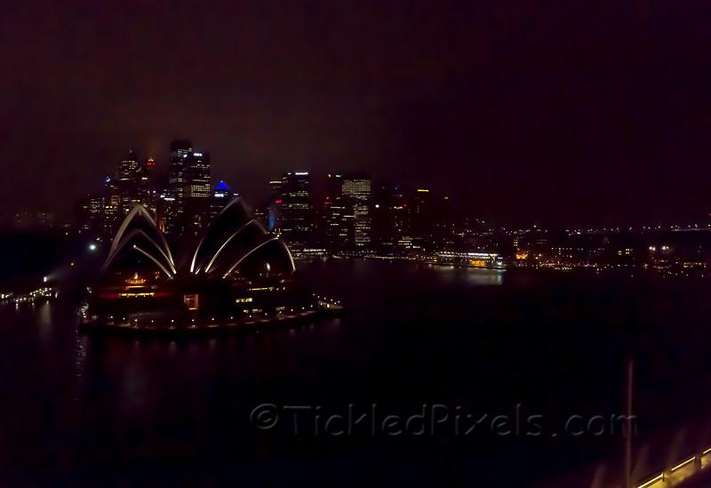 Sydney Sail Away