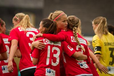 Arna-Bjørnar vs Lillestrøm, 6. September 2014