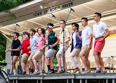 North Haven High School Concert On The Green - 6/20/2018