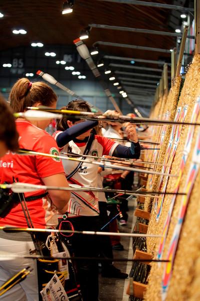 Tricolori Indoor - Giorno 2 - Eliminatorie individuali