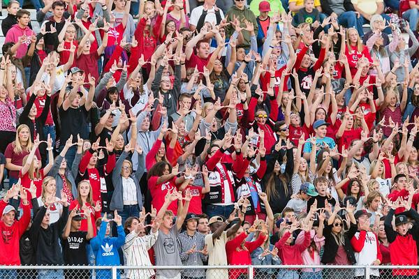 Homecoming 2019: Uintah vs. Mountain View