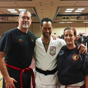 K.S.D.I. World Championships & Open Karate Tournament & Seminar