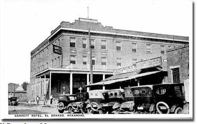 Garrett Hotel 1924