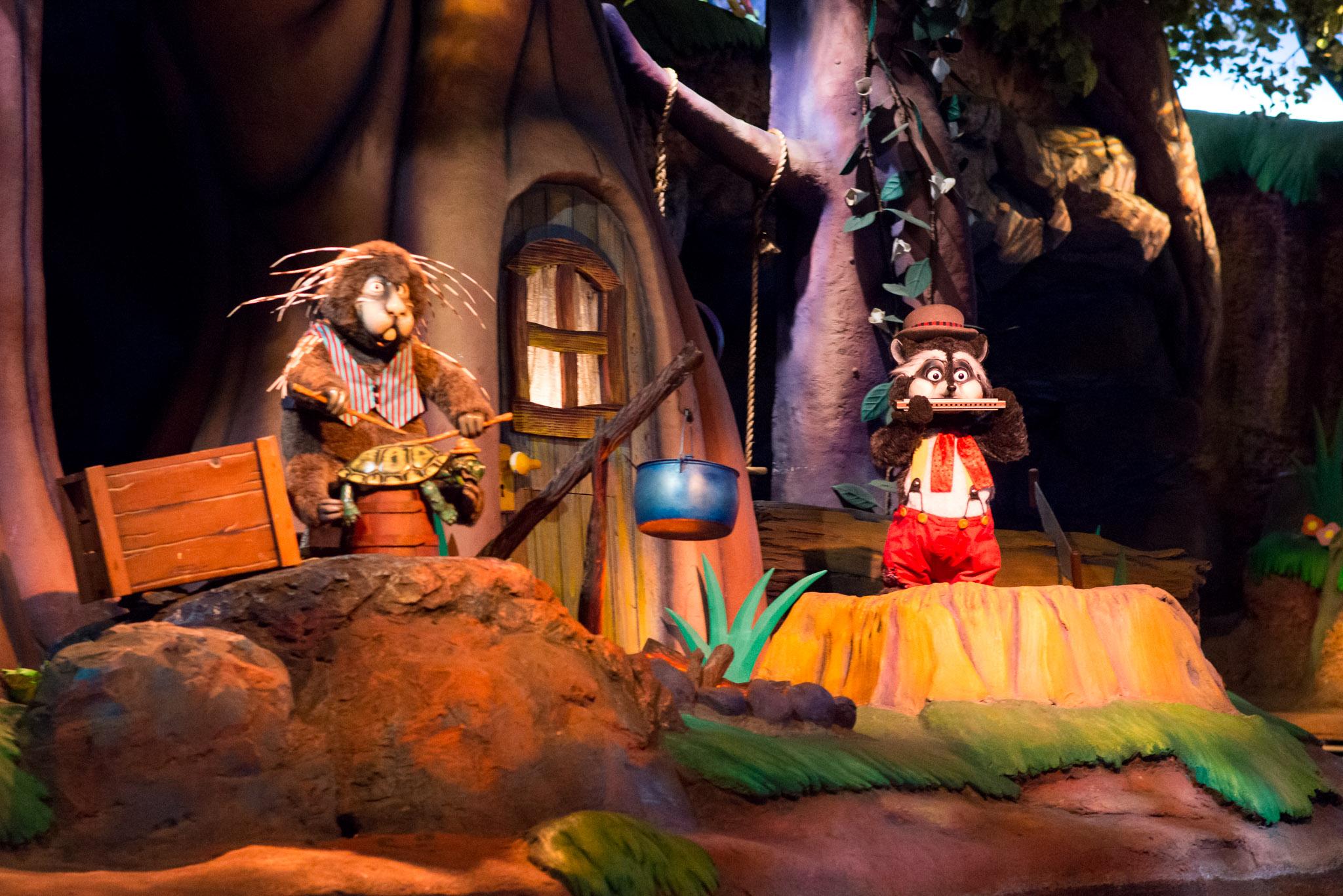Splash - Walt Disney World Magic Kingdom