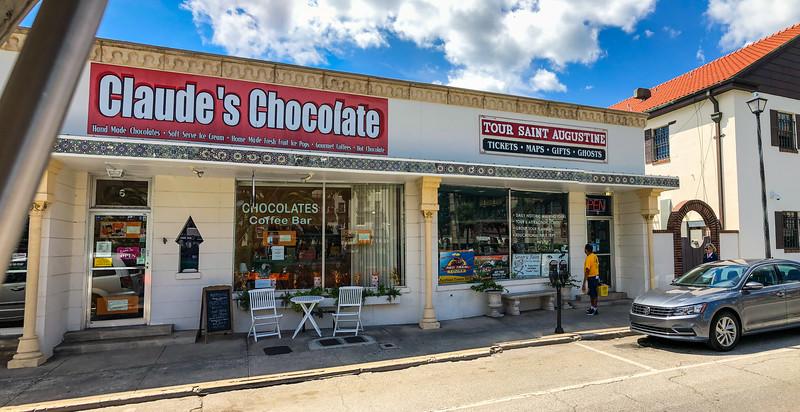 Claude's Chocolate
